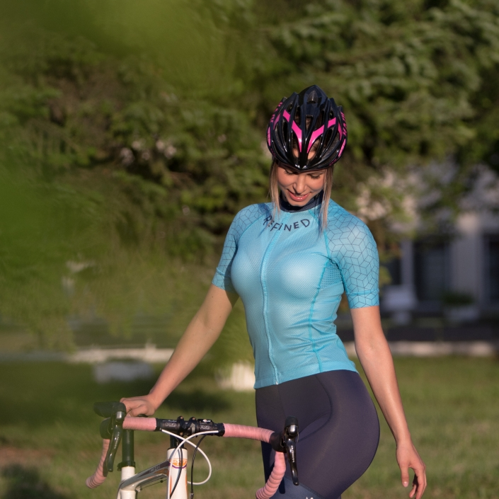 Ladies cycling jersey