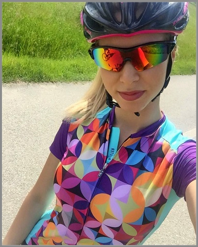 G4 ladies cycling kit