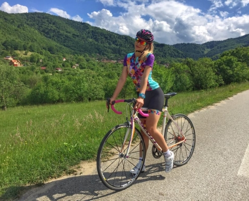 Ladies cycling kit G4