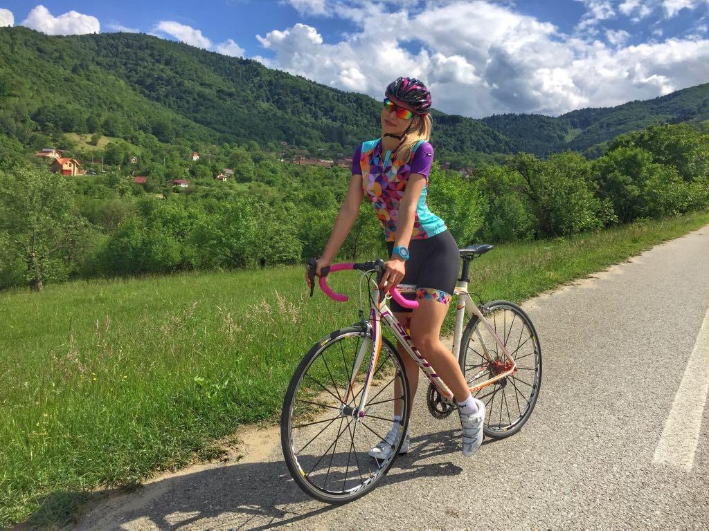 Ladies cycling kit G4