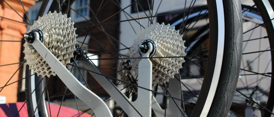 Shimano bike cassette