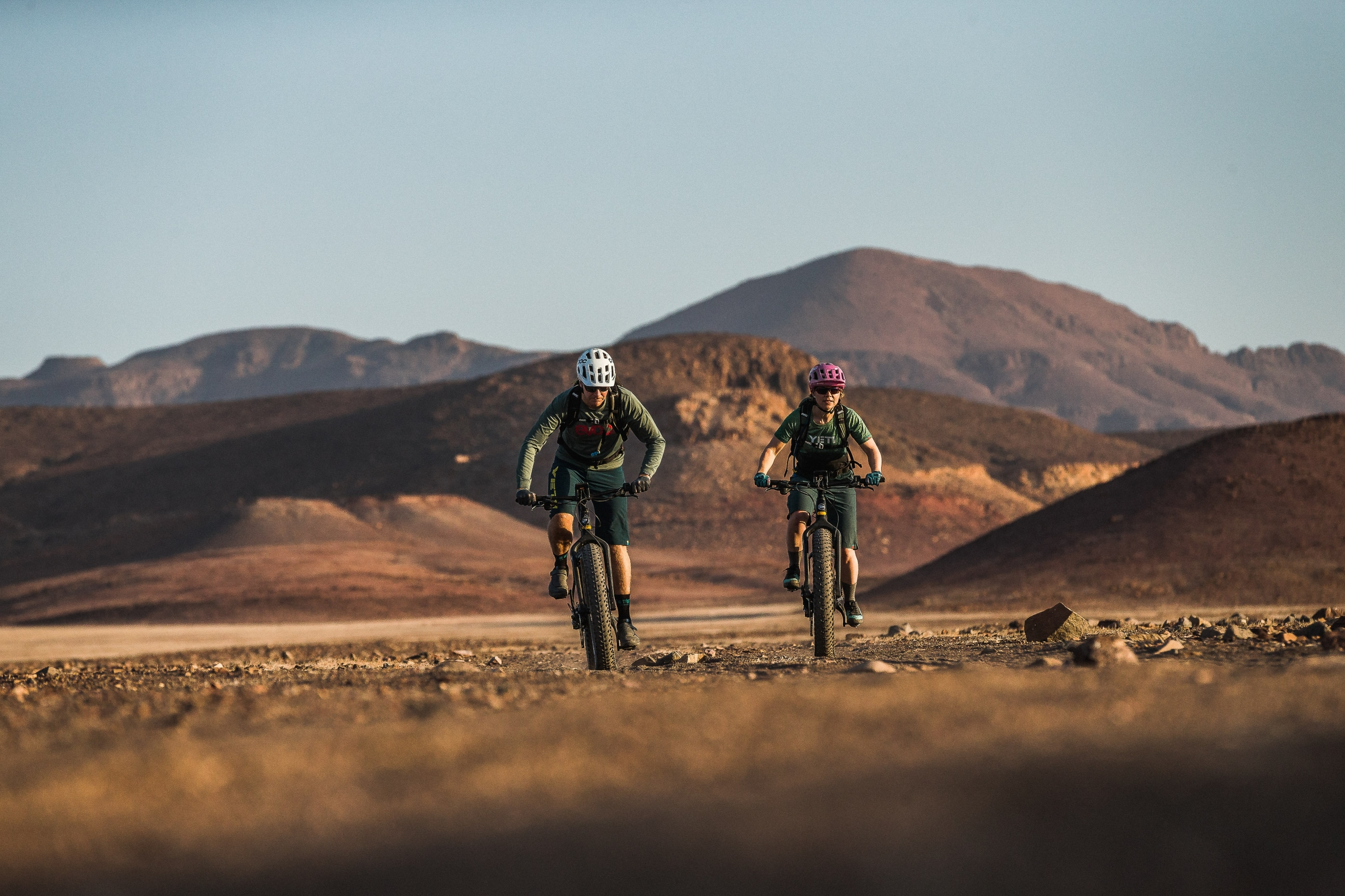Namibia Mountain Biking