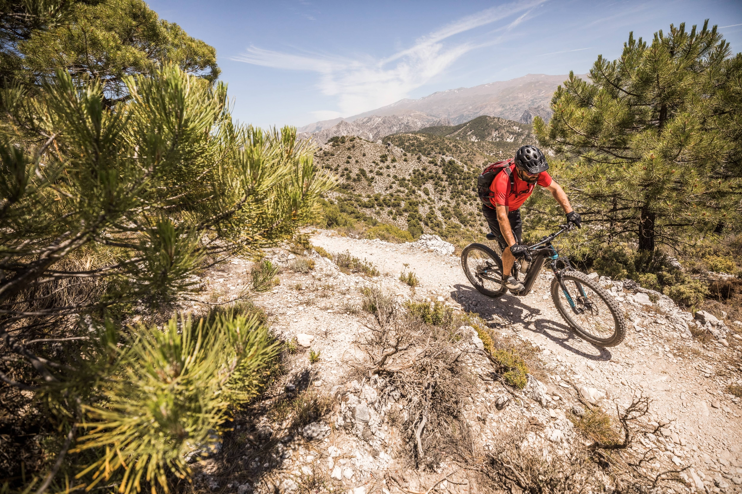 Spain Mountain Biking