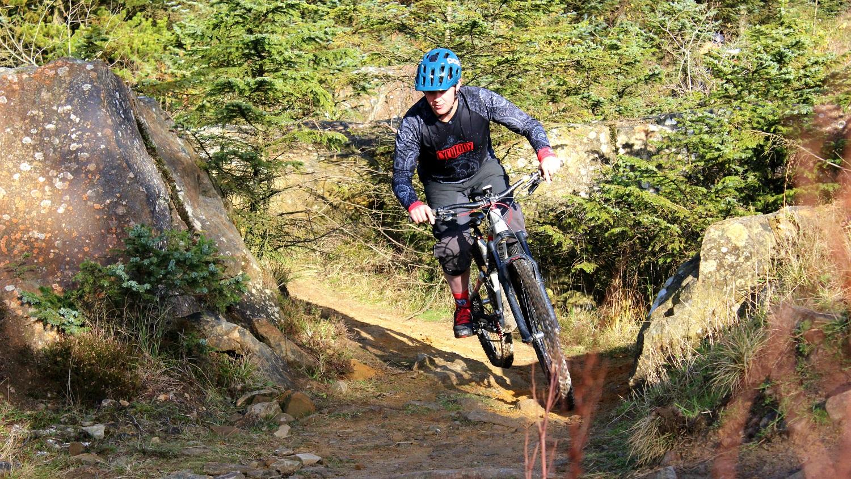 Gisburn Forest mountain bike trails