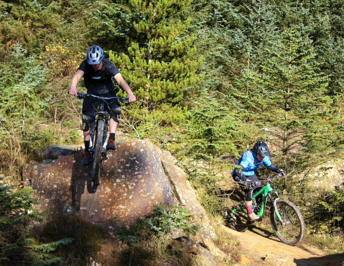 Gisburn Gisburn Forest mountain bike trails