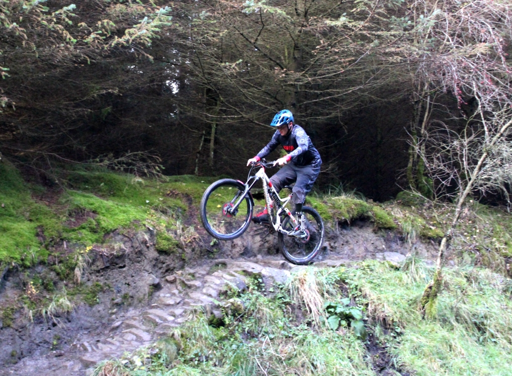 Gisburn Forest mountain bike trails