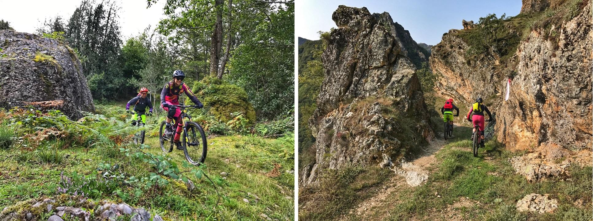 Picos de Europe mountain bike
