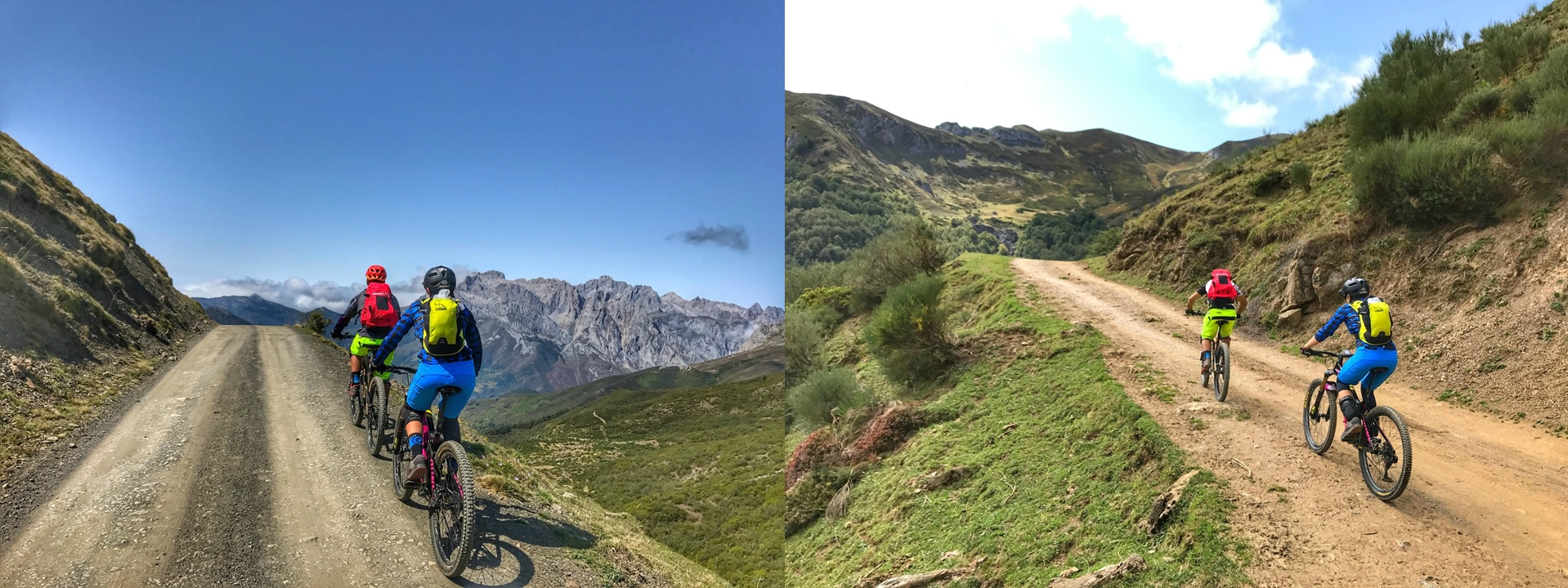 Picos de Europe mountain bike trails
