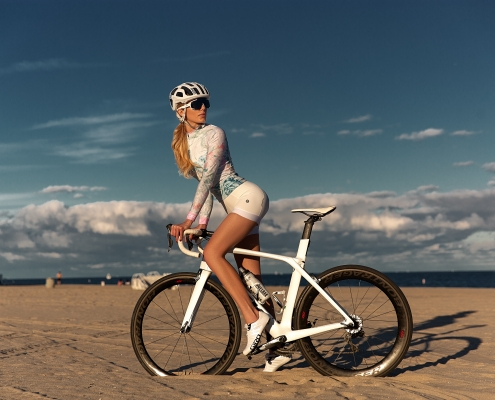 Nadezhda Pavlova triathlete