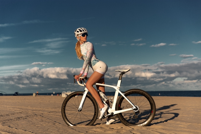 Nadezhda Pavlova triathlete