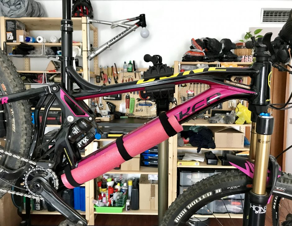 Mondraker mountain bike