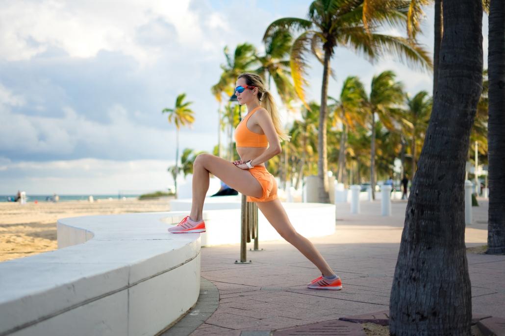 Nadezhda Pavlova fitness Training Florida