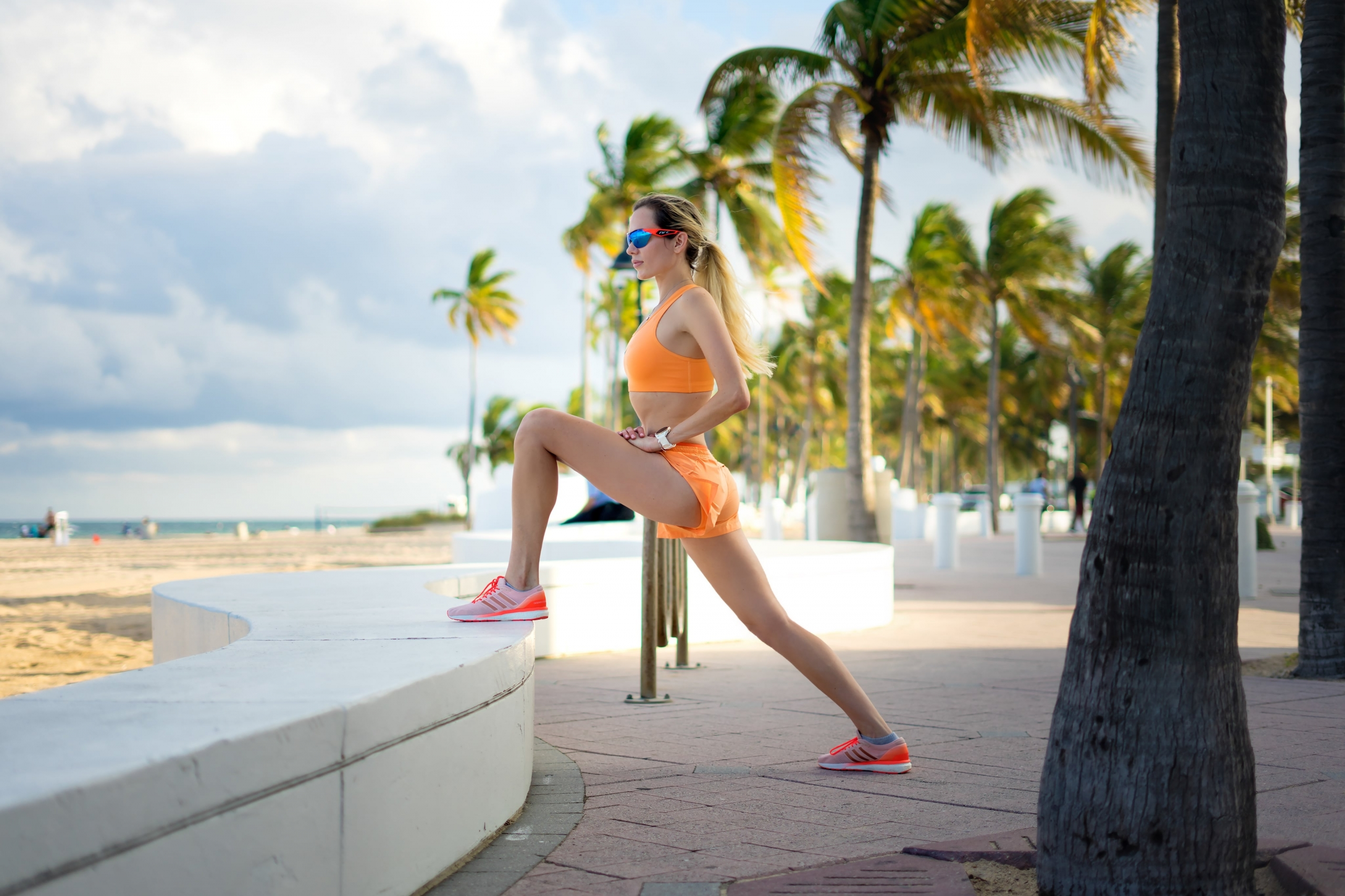Nadezhda Pavlova fitness Training Florida